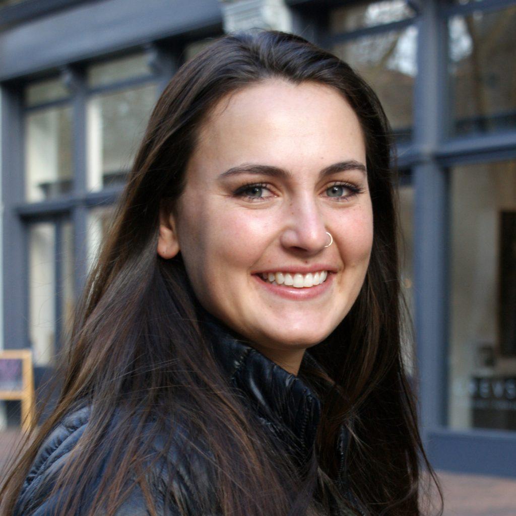 Portrait of Arielle