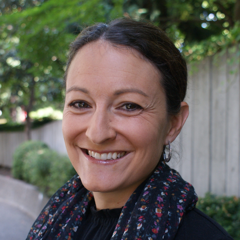 Portrait of Jenny McAuliffe