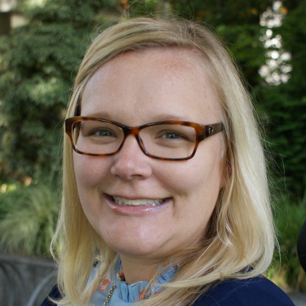 Portrait of Jessica Rafuse