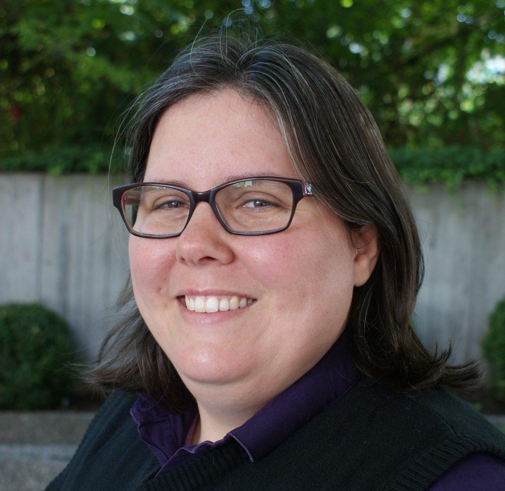 Portrait of Jill Mullins