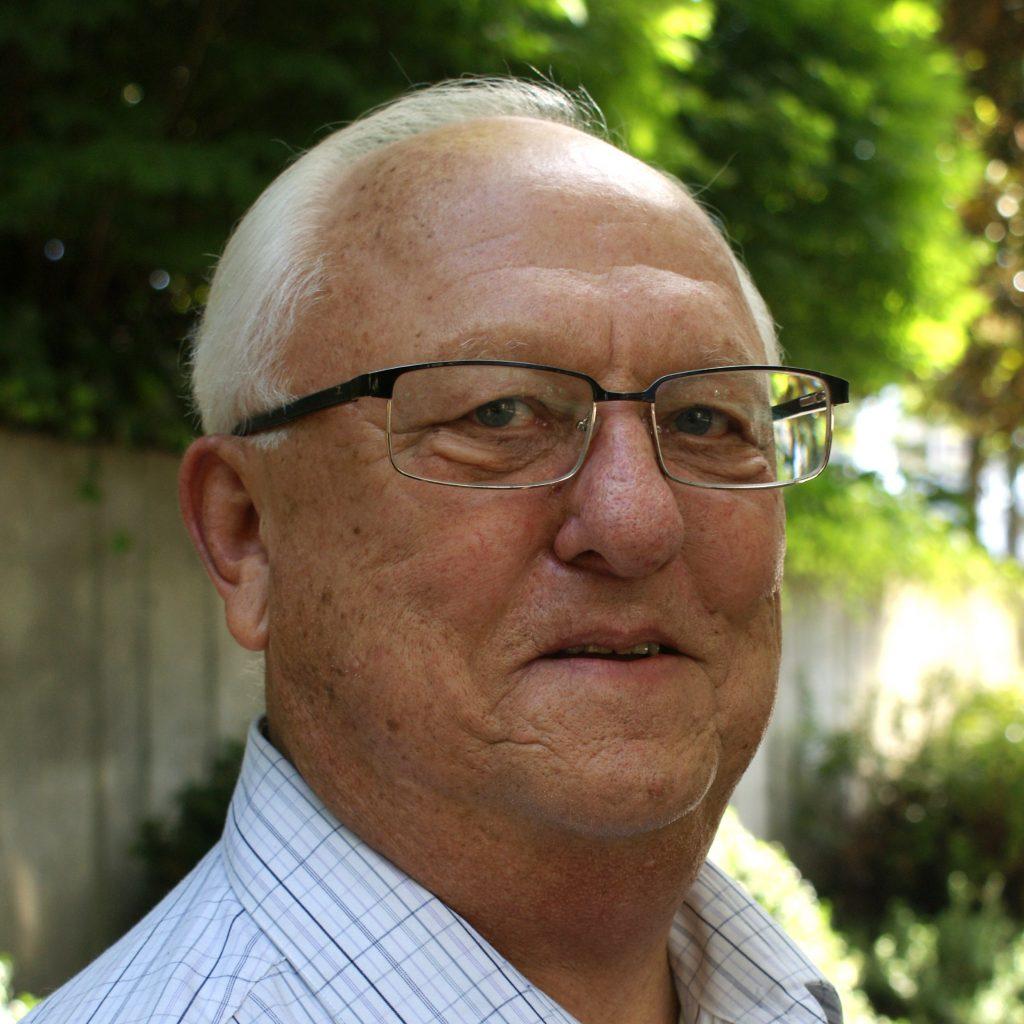 Portrait of Jim Lippold