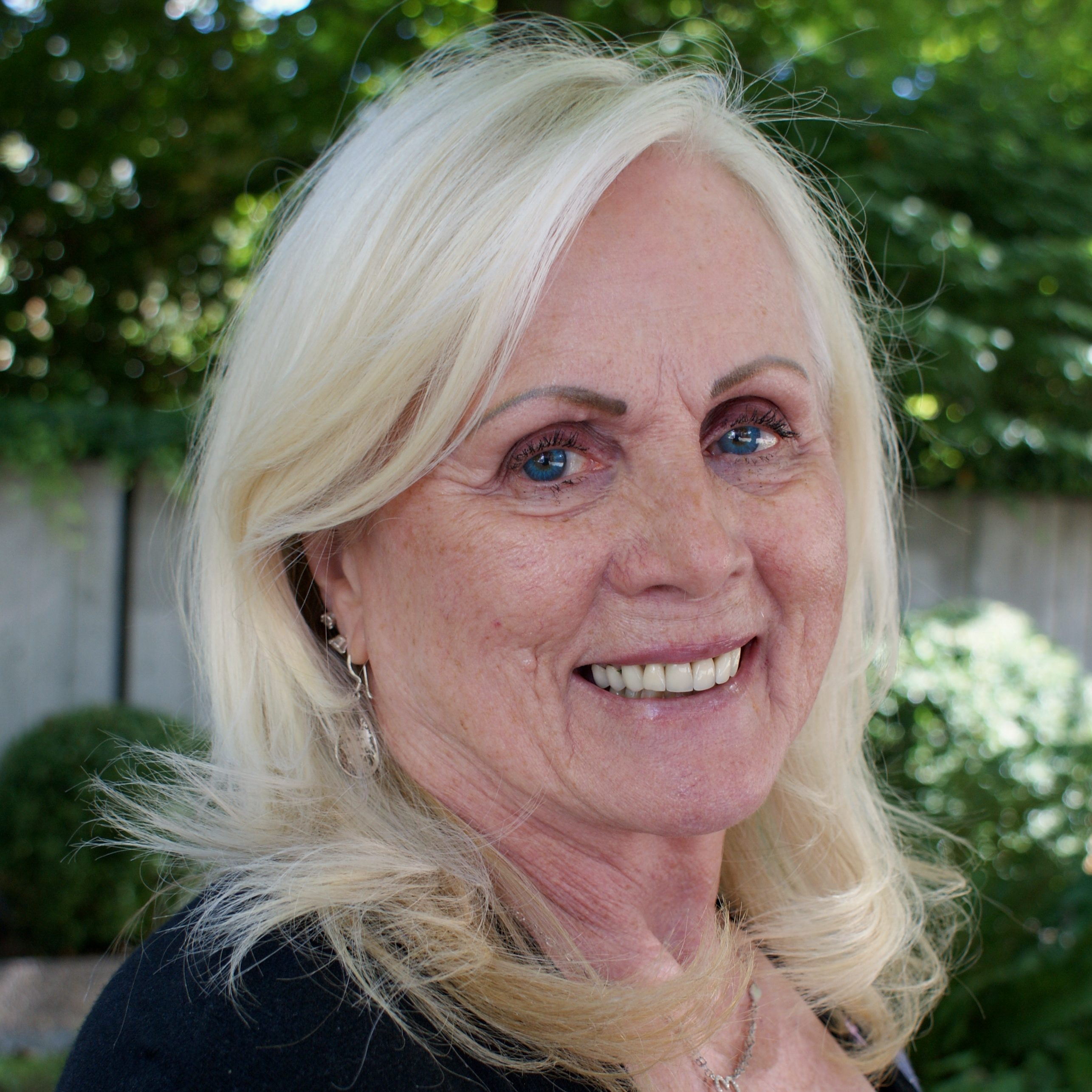 Portrait of Sandra Carr