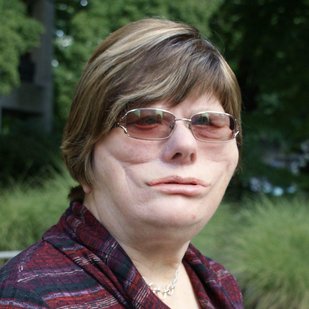 Portrait of Sandy Goodwick
