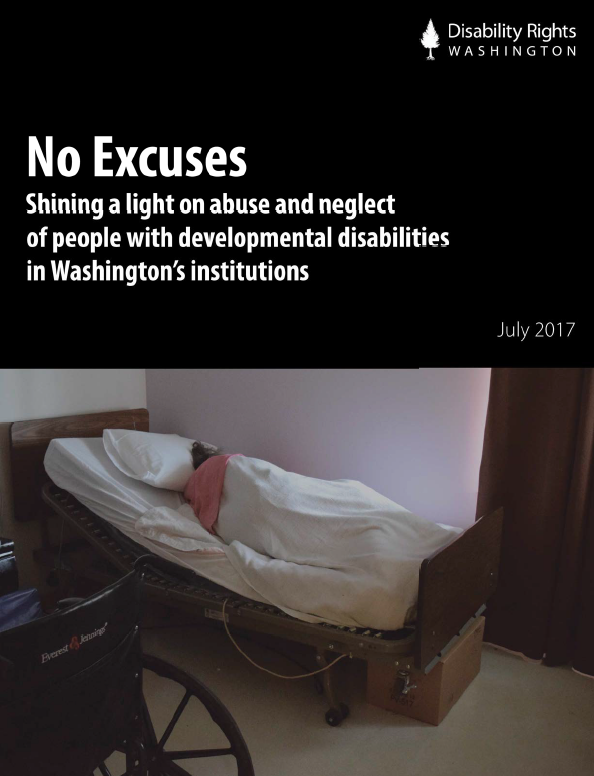Reports Archive - Disability Rights Washington