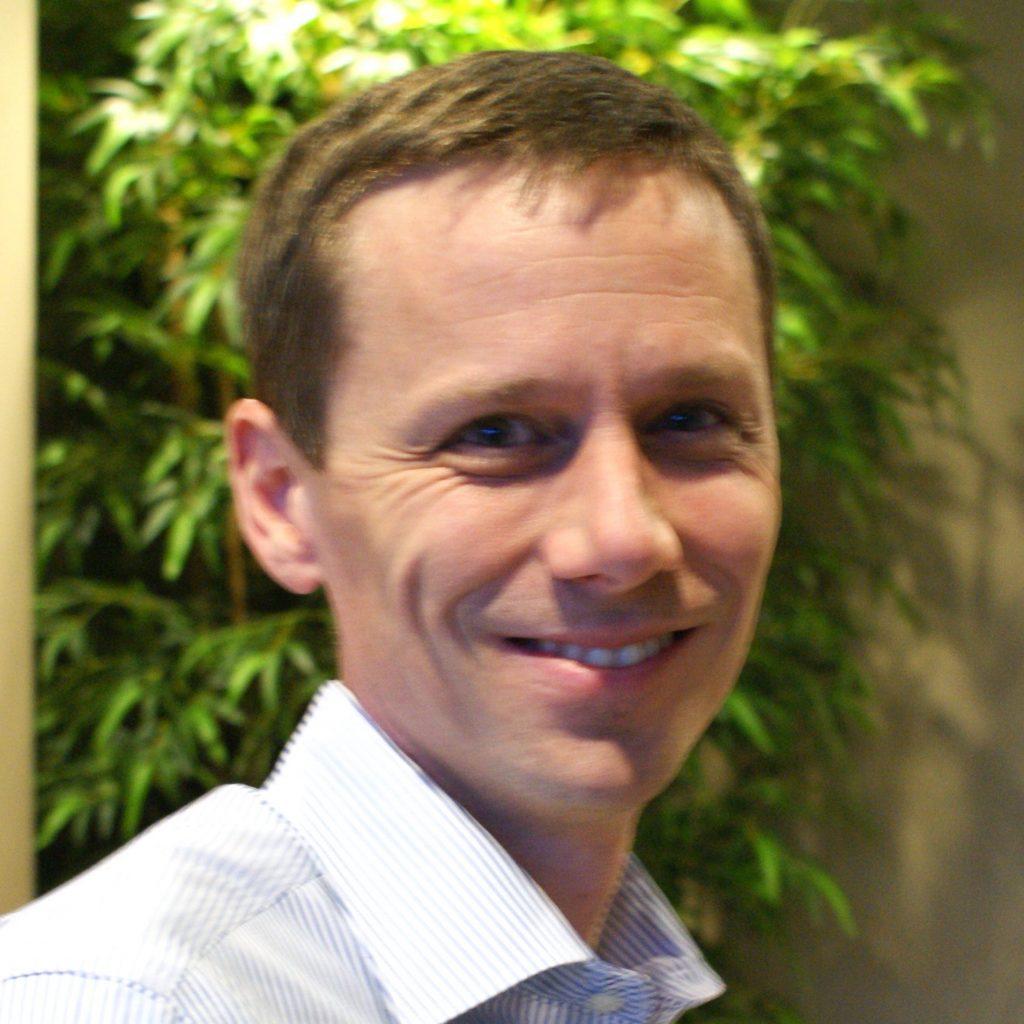 Portrait of Dan Frein
