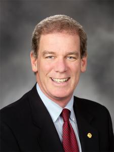 Portrait of Roger Goodman
